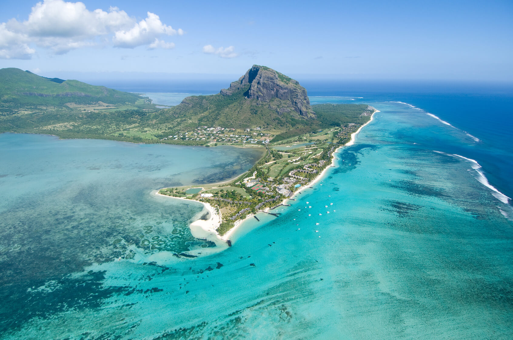 Inselstaat Mauritius
